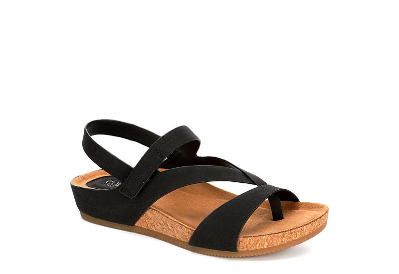 EUROSOFT Womens Gianetta Black - BLACK