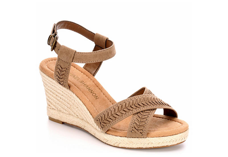 Taupe Michael Shannon Womens Cora 334416