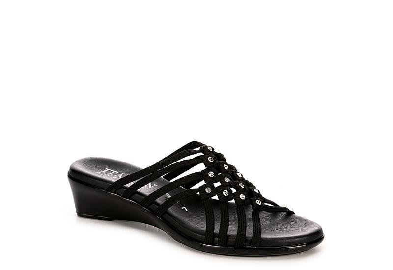 e7ca5a797 Italian Shoemakers Womens Vicky - Black