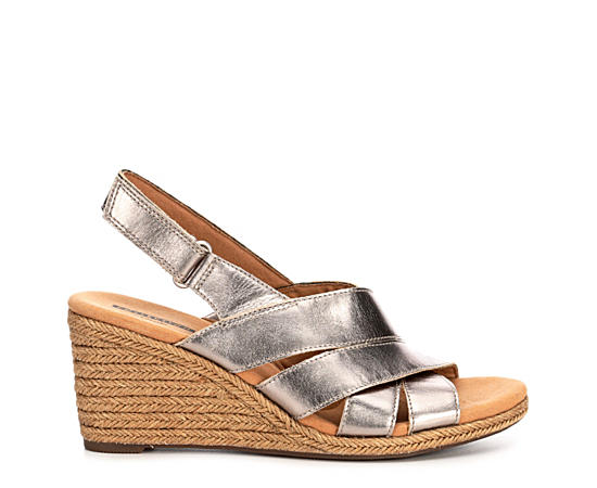 Womens Lafely Krissy Wedge Sandal