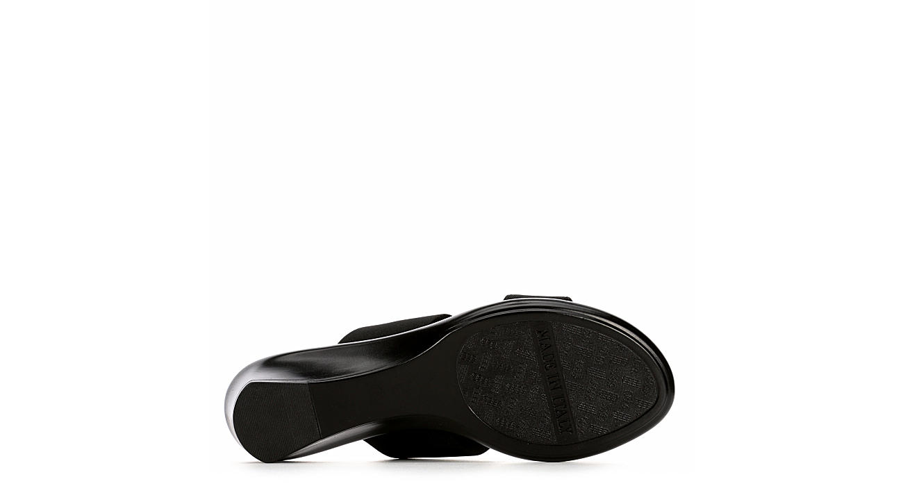 ITALIAN SHOEMAKERS Womens Zarita - BLACK