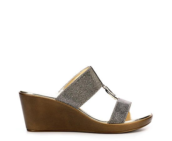 Womens Lizzy Wedge Sandal