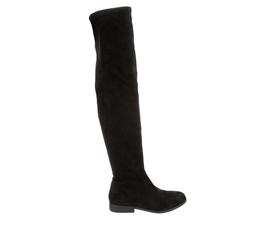 Womens Raven Over The Knee Boot