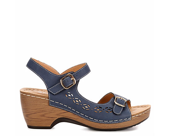 Womens Shantay Wedge Sandal