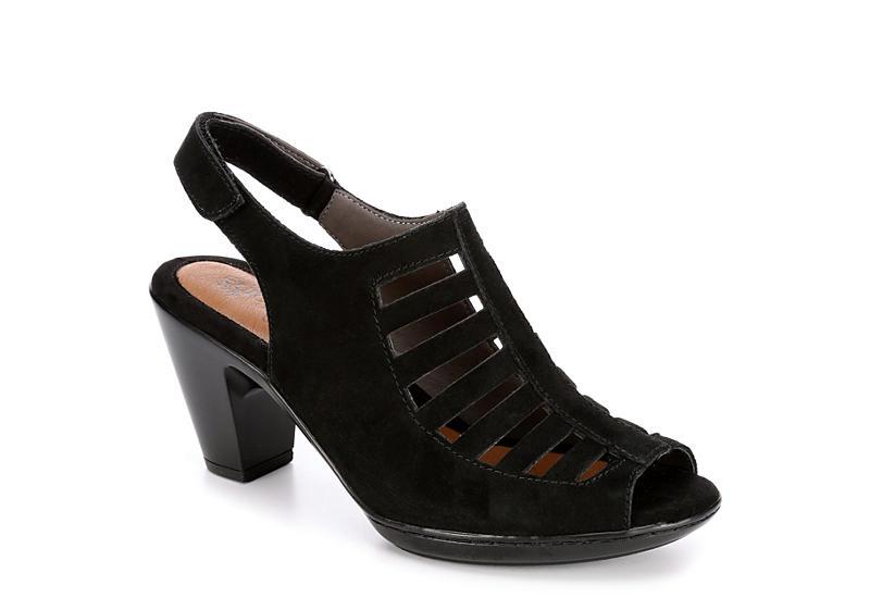 EUROSOFT Womens Vesta - BLACK