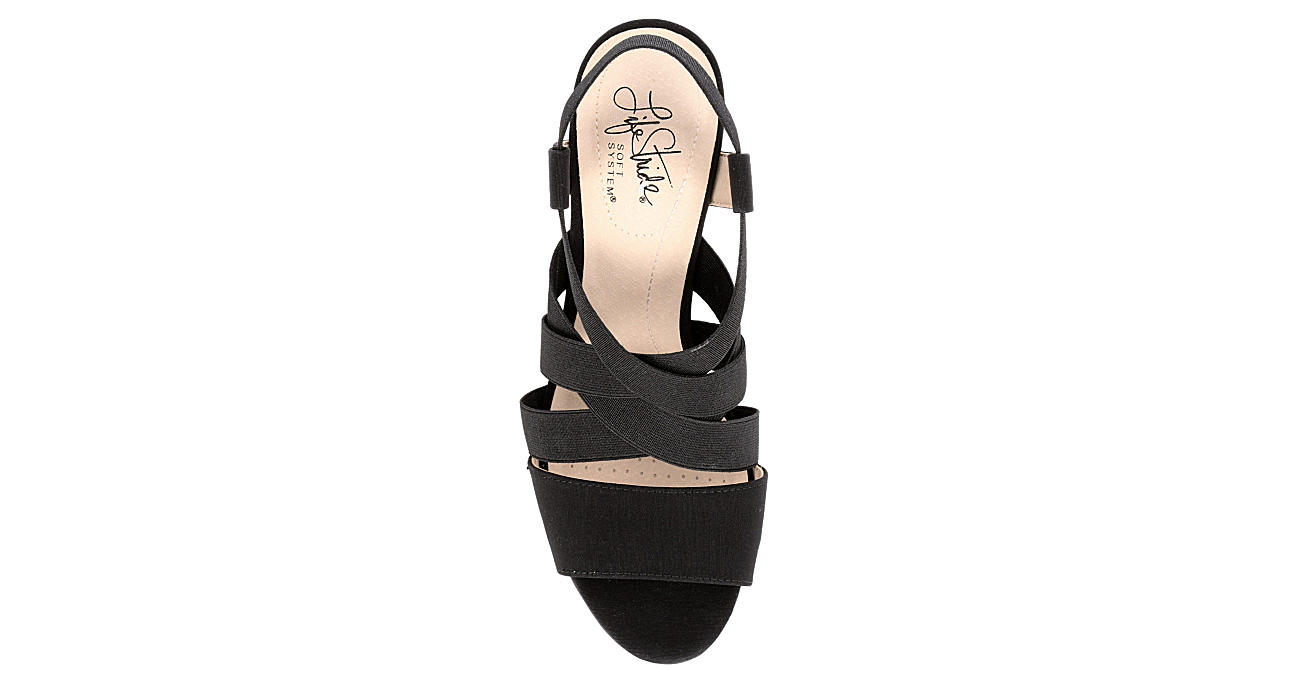 LIFESTRIDE Womens Charlotte - BLACK