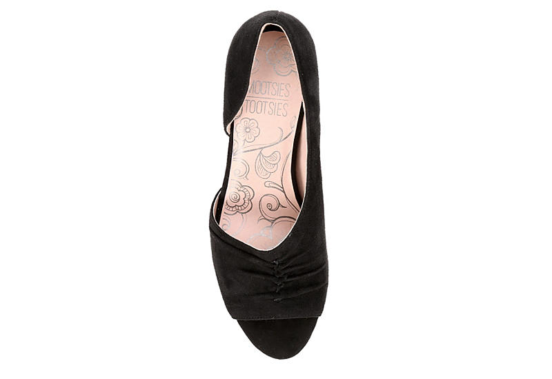 MOOTSIES TOOTSIES Womens Endorra - BLACK