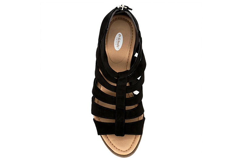 DR. SCHOLL'S Womens Chaser - BLACK