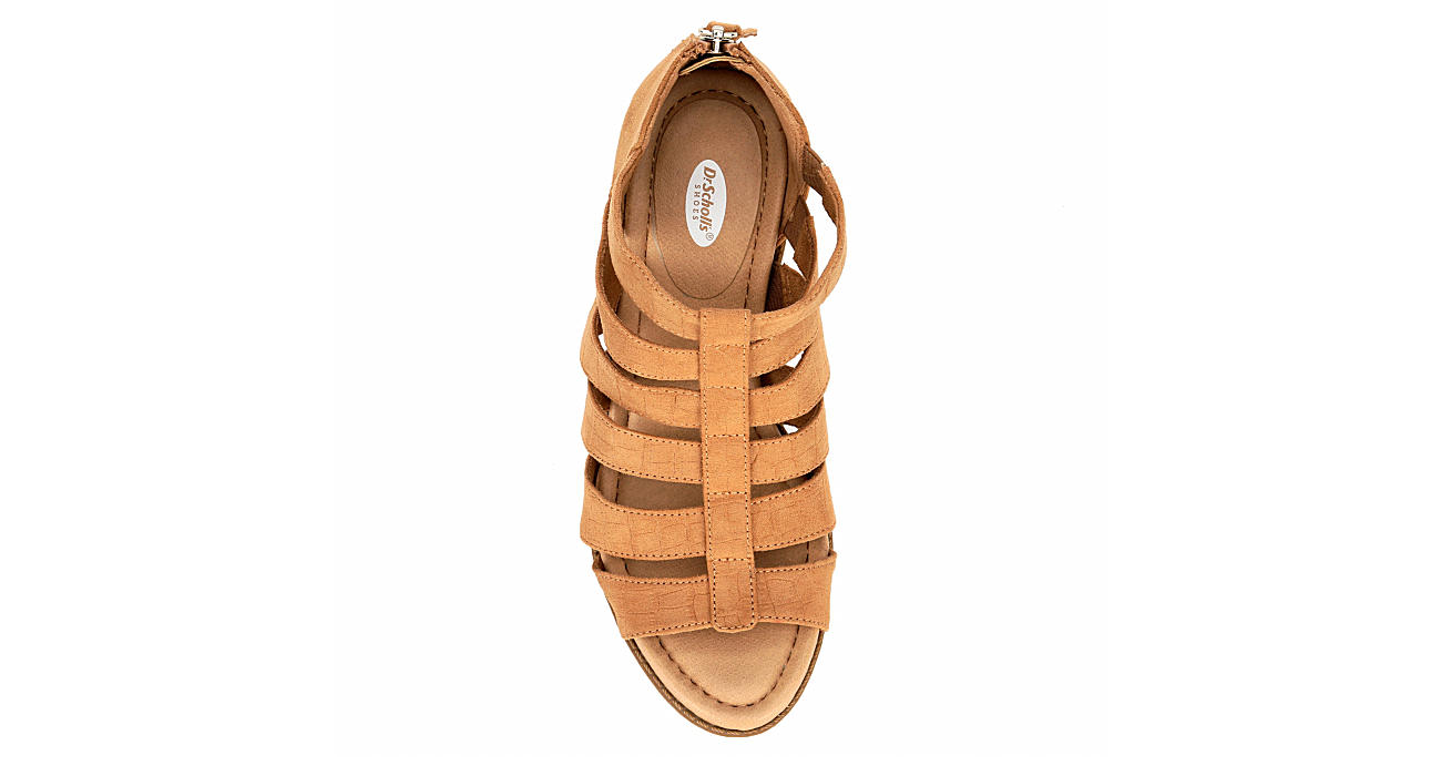 DR. SCHOLL'S Womens Chaser - NUDE