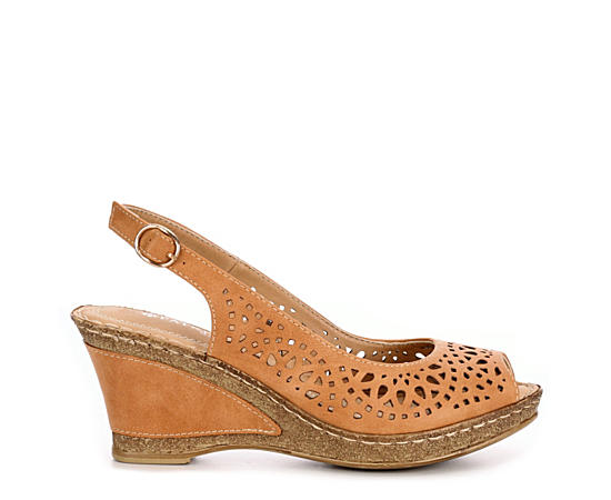 Womens Shaninoqua Wedge Sandal