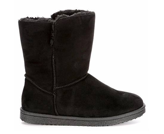 Womens Gerri Fur Boot