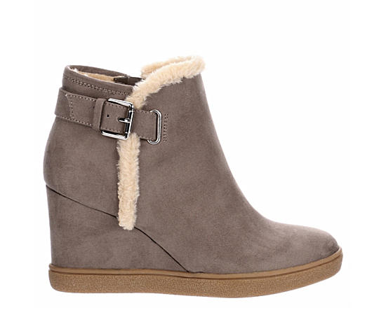 Womens Mobii Wedge Boot