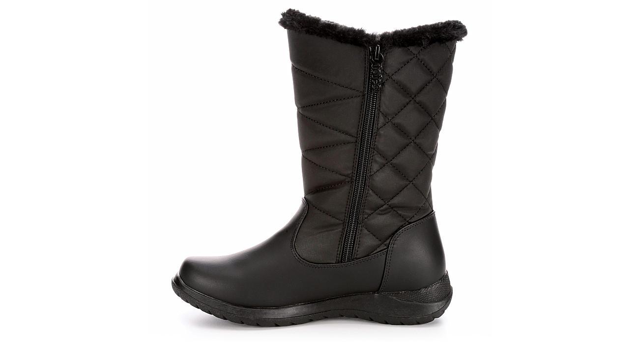 Totes Shoes  Totes Edgen Womens Boots Black