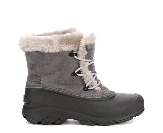 Womens Snow Angel Lace Cold Weather Boot
