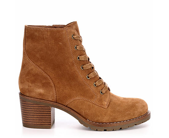 Womens Sasha Combat Boot