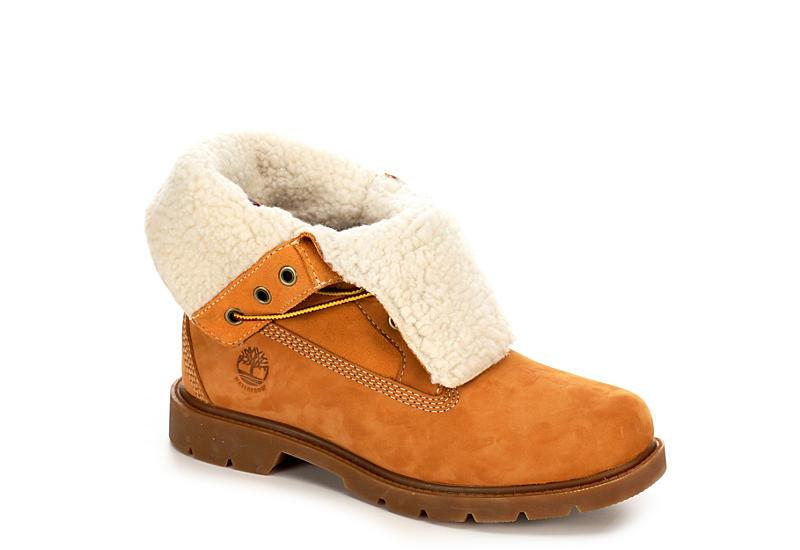 b66119dbe26 Tan Timberland Linden Woods Women s Boots