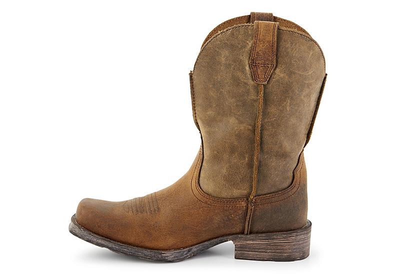 ARIAT Mens Rambler 11 Boot - BROWN
