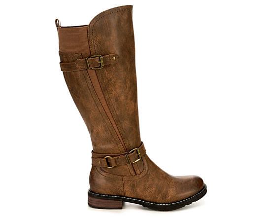 Womens Gnersis Wide Calf Wide Widths Available