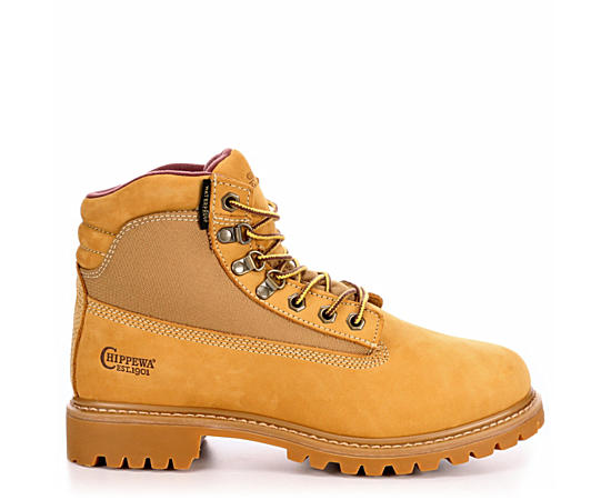 Mens 24514 Gunnison Lug 6 Waterprpf Insulated Work Boot