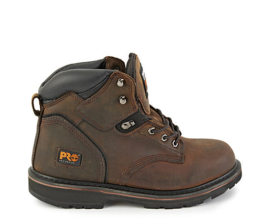 Mens 6 Pit Boss Soft Toe Work Boot