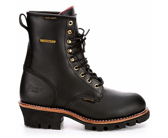 Mens 8 Wp Logger Wtpf Work Boot