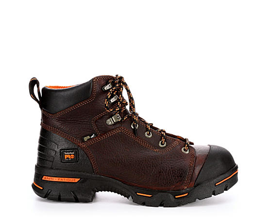 Mens Endurance Pro 6 Steel Toe Work Boot