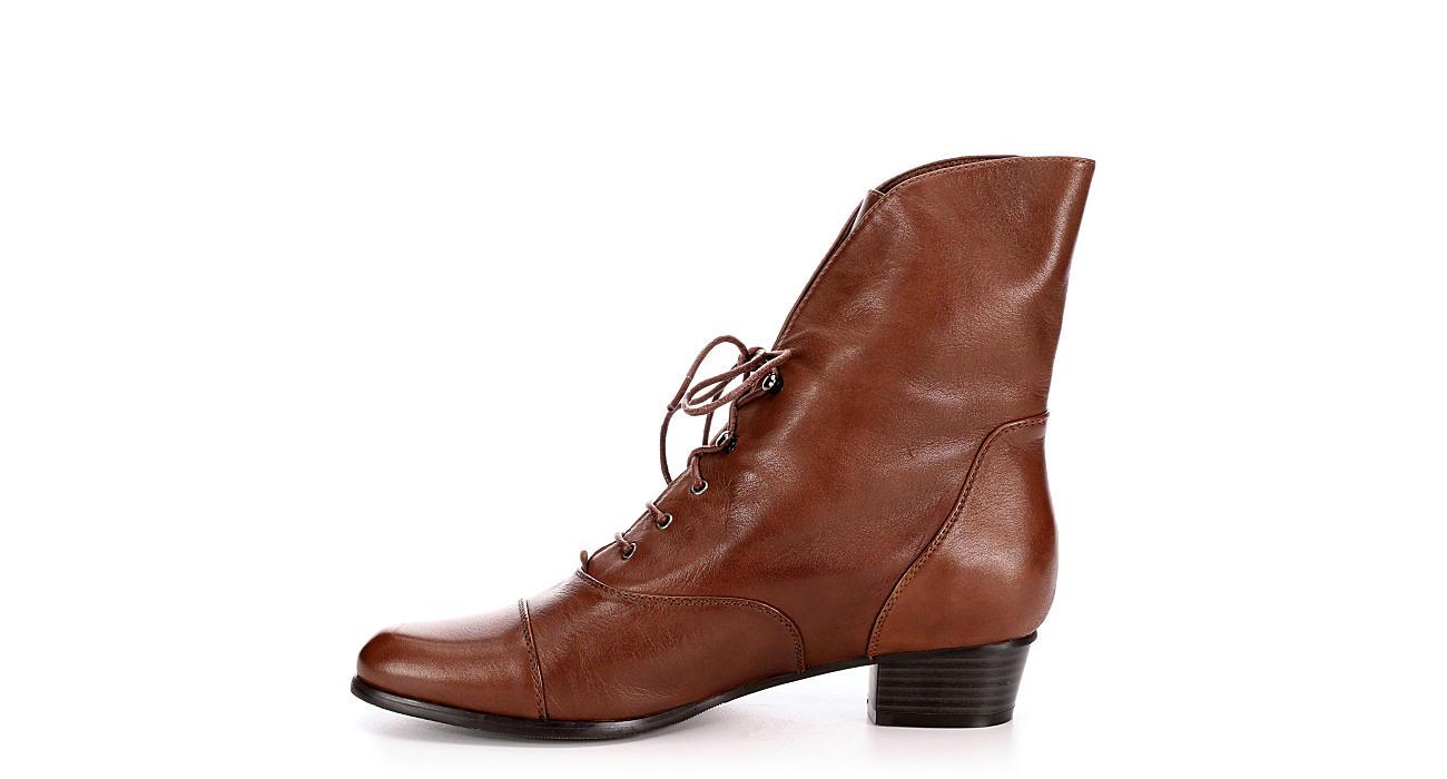 SPRING STEP Womens Lilage - BROWN