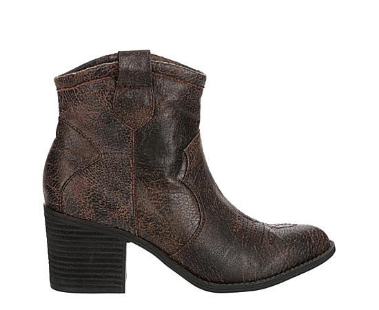 Womens Unite Western Boot