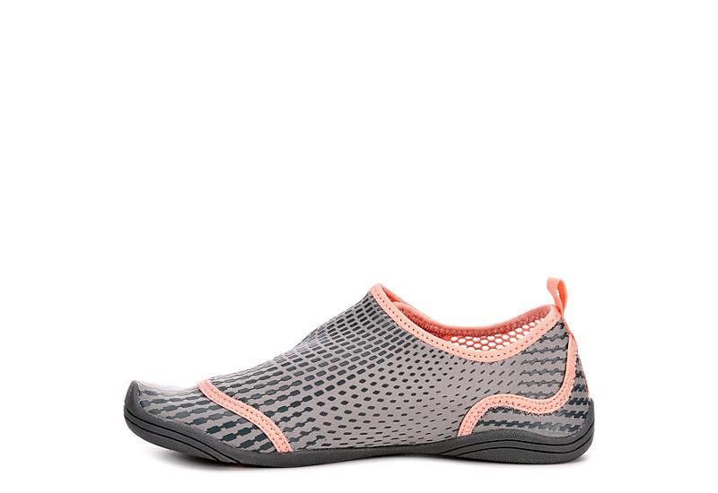 J-SPORT Womens Mermaid Water Sandal - PALE GREY