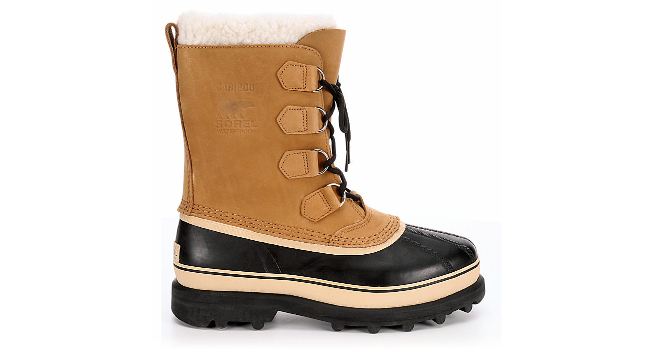 SOREL Mens Caribou - BROWN