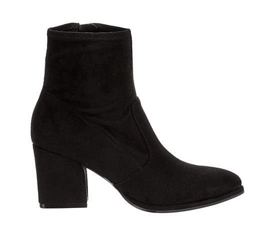 Womens Leave Dress Ankle Boot