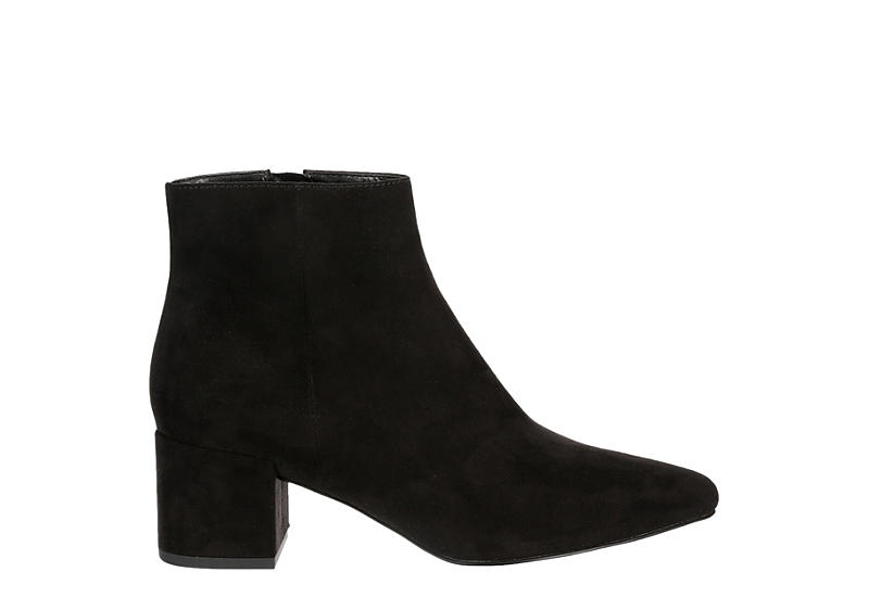 MICHAEL BY MICHAEL SHANNON Womens Cardi Boot - BLACK