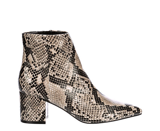 Womens Jelly Dress Ankle Boot
