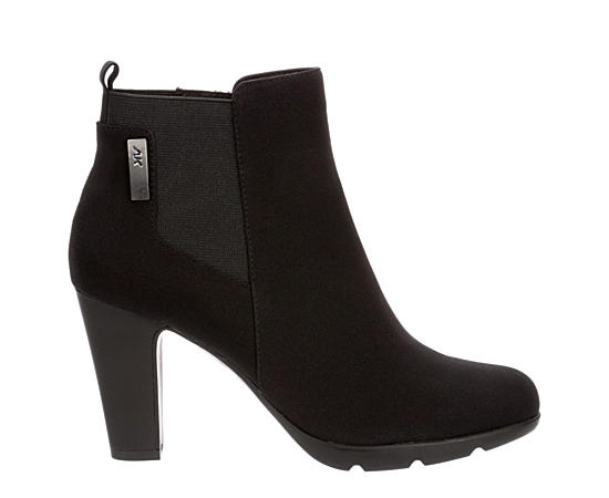 Womens Xposure Dress Ankle Bootie