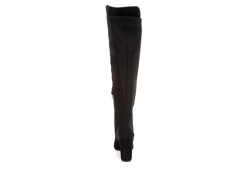ZIGI SOHO Womens Siyah Over The Knee Boot - BLACK