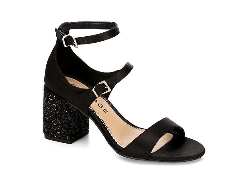 Rampage Nitsie Women's High ... Heel Sandals aPTU4