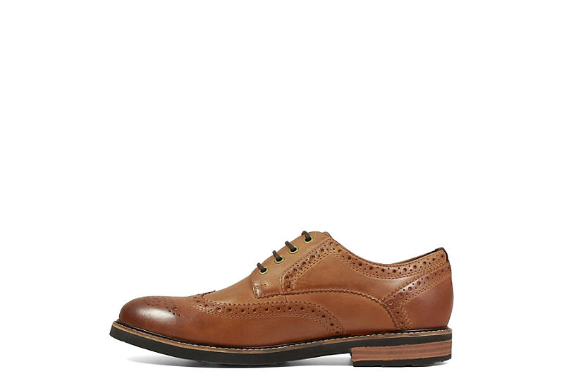NUNN BUSH Mens Oakdale Oxford - TAN