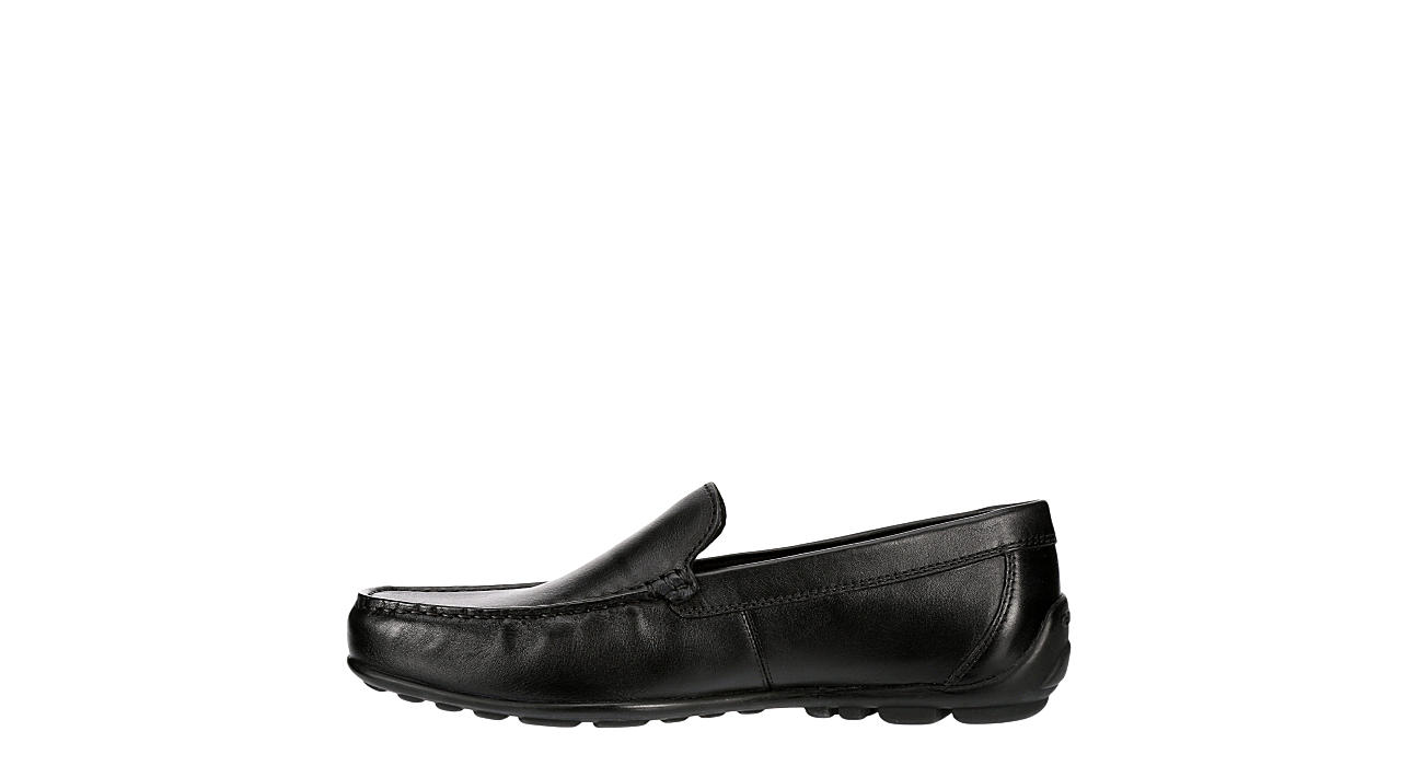 GEOX Mens Uomo Fast Loafer - BLACK