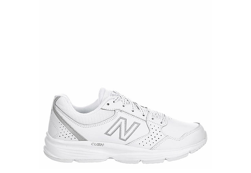NEW BALANCE Womens 411 Training Shoe - WHITE