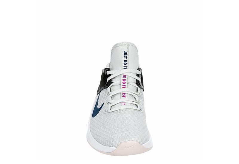 NIKE Womens Air Max Bella Tr 2 Training Shoe - GREY
