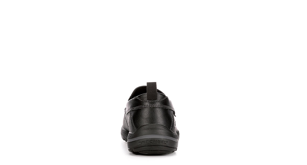 SKECHERS Mens Harper-forde Loafer - BLACK