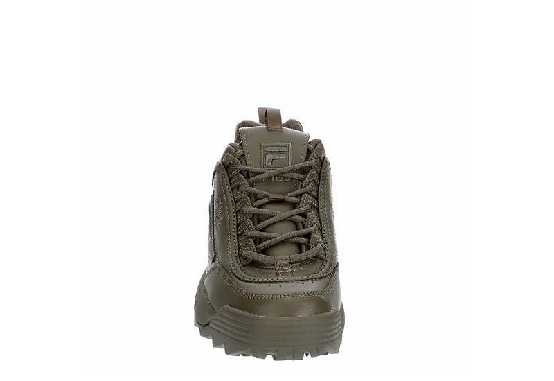 Ii Disruptor Fila Womens Sneaker Premium Olive lFKc1JT3
