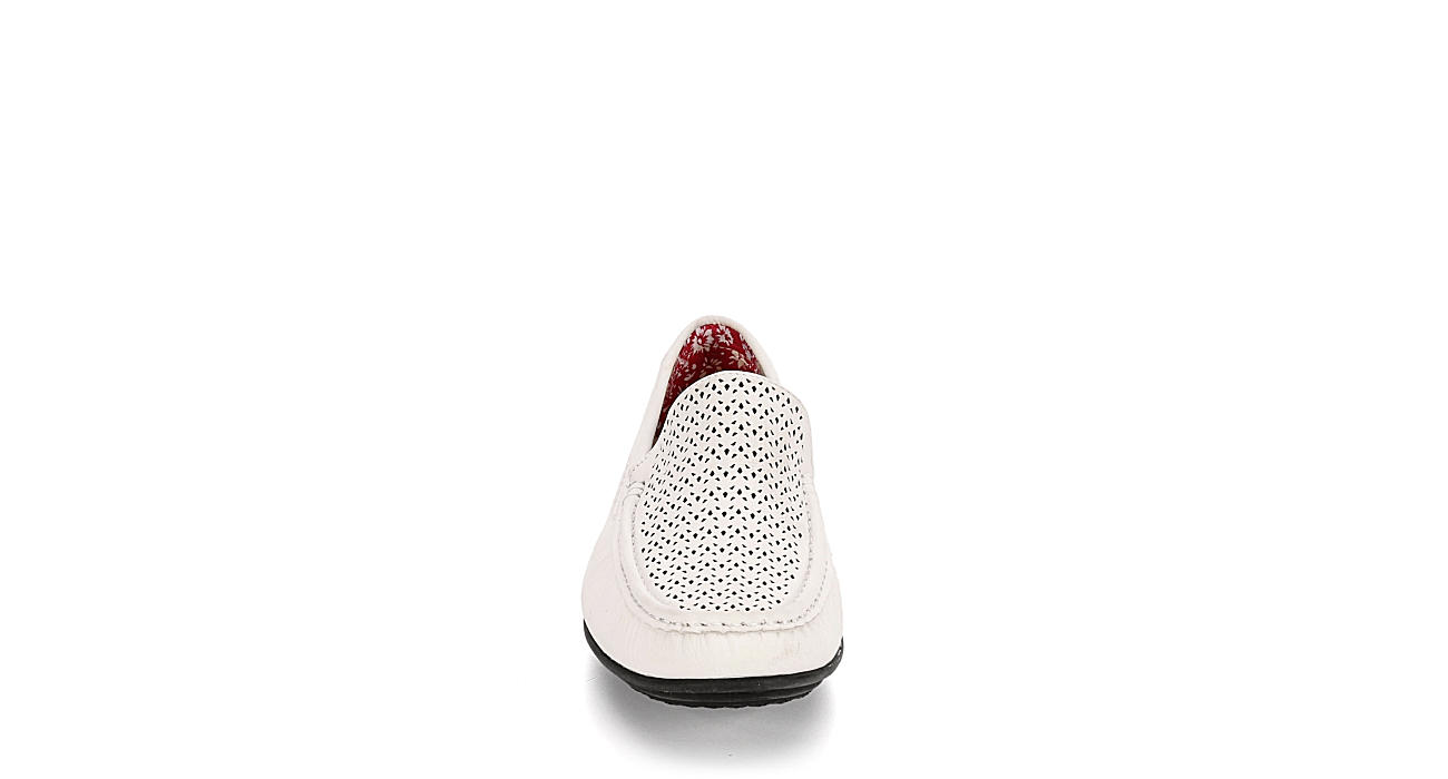 STACY ADAMS Mens Cicero - WHITE