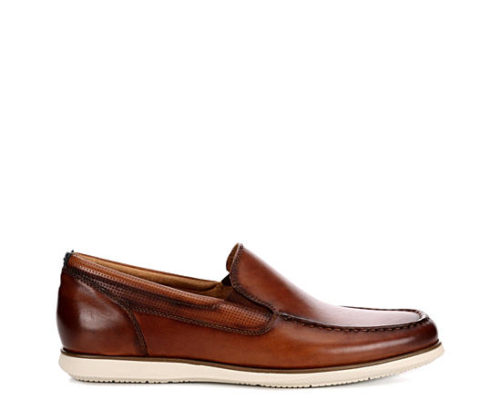 Mens Atlantic Moc Toe Dress Casual Loafer