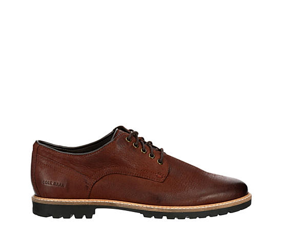 Mens Nathan Plain Oxford