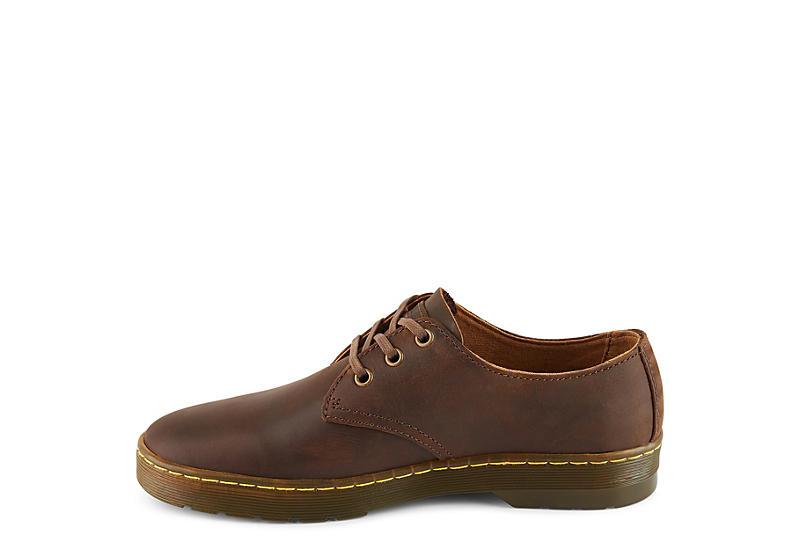 DR.MARTENS Mens Coronado Oxford - BROWN