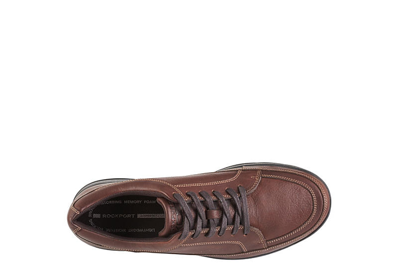 ROCKPORT Mens Junction Point - CHOCOLATE