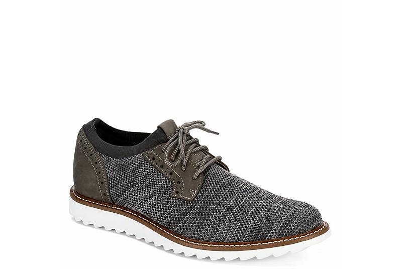 976cdede4667 Dockers Mens Einstein Smart Series Dress Casual Oxford - Grey