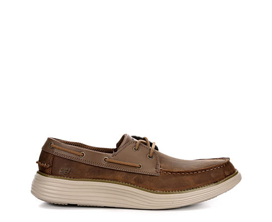 Mens Status 2.0-former Memory Foam 2-eye Boat Shoe
