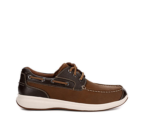 Mens Great Lakes Moc Toe Casual Oxford